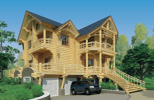15 12 2009 строительство домов из бруса