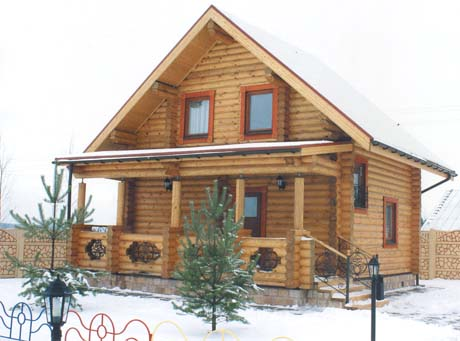 Строительство коттеджей домов